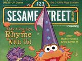 Sesame Street Magazine (October 2007)