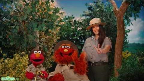 Sesame Street Explores National Parks Grand Canyon National Park -- Habitats