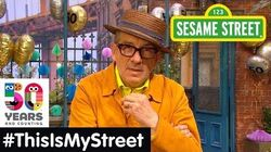 Sesame Street Memory Elvis Costello ThisIsMyStreet