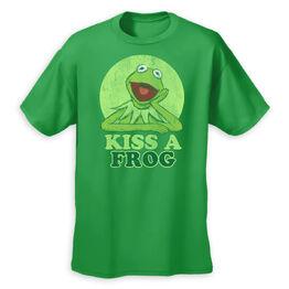 Tshirt kiss a frog 2017