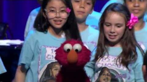 """Ho Hey"" PS22 Chorus ft. Sesame Street Muppets (by The Lumineers)"