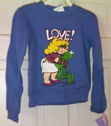 Allison mfg co 1986 sweatshirt