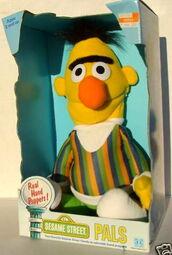 Sesame Street Pals (puppets)