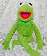 Direct connect 1991 kermit plush