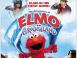 The Adventures of Elmo in Grouchland (video)