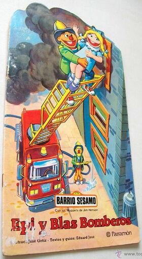 Epi y blas bomberos