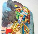 Epi y Blas, bomberos