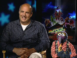 Jeffrey Tambor and Gonzo