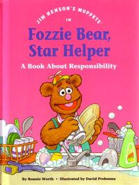 Fozzie Bear, Star Helper