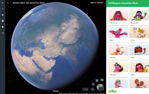 MuppetGirls-GoogleEarth