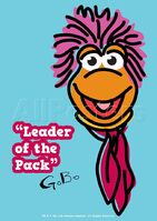 Poster Fraggle Rock-Leader Of The Pack