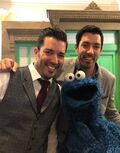 PropertyBrothers&CookieMonster-(2018)