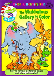 The Wubbulous World of Dr Seuss coloring books Muppet Wiki