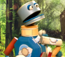 Cookie Tin Man