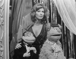Phyllis george scooter fozzie