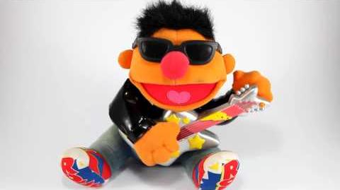 Rock'n'Roll Ernie-Rock & Roll Ernie singing Rock Around The Clock in German