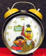 Bradley alarm clock ernie bert