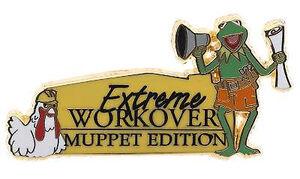 Extremeworkoverpin