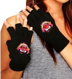 Hot topic animal fingerless gloves