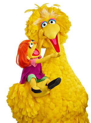 Julia big bird