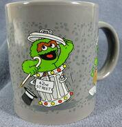 Sesame street general store mug oscar 3