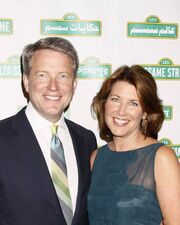 2009gala-David Westin and Sherrie Rollins Westin
