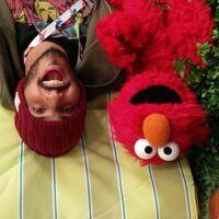 Abdullah & Elmo