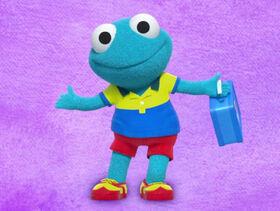 Carlos frog
