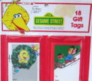 Sesame Street gift tags (Cleo)
