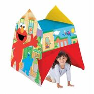 Elmo & Friends House