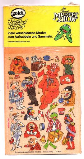 MuppetShowGoldiRubbelbilder-1981-3of4