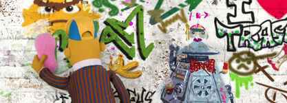 SamRobit-Graffitti