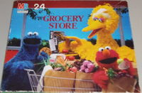 Sesame grocery puzzle