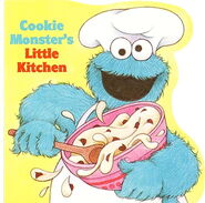Cookie Monster's Little Kitchen