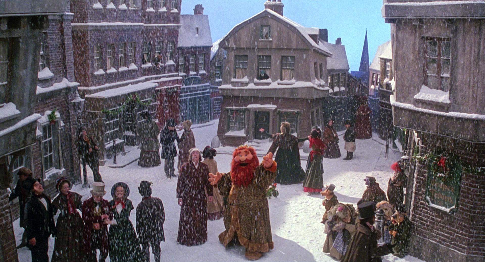 feelslikechristmas - Muppets Christmas Carol Youtube