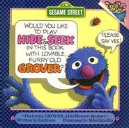 Would You Like to Play Hide & Seek in This Book With Lovable, Furry Old Grover?