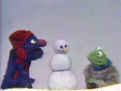 KermitGrover-Snowman