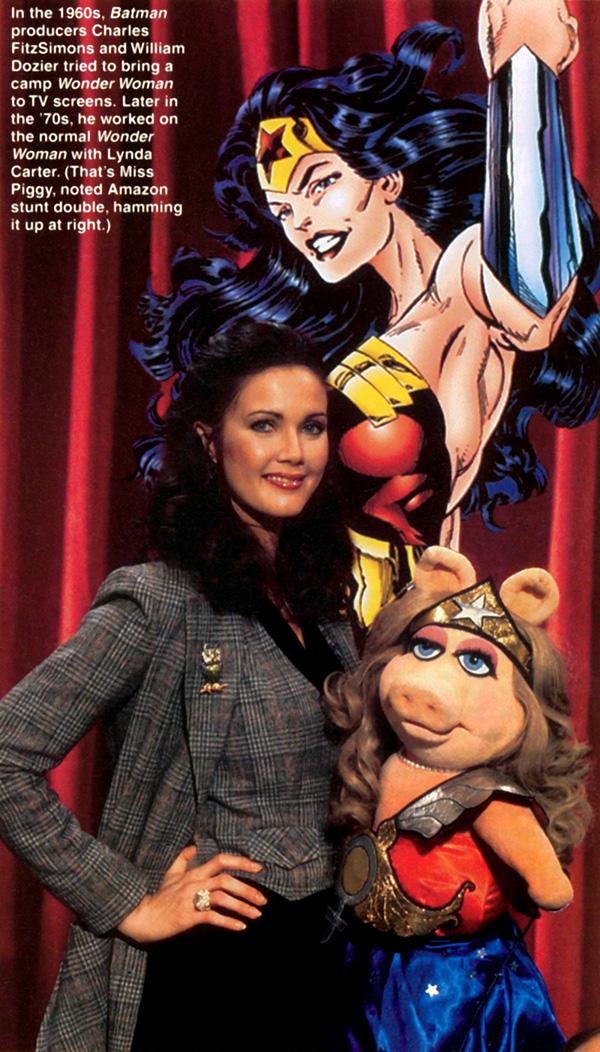 Wonder Woman Muppet Wiki FANDOM
