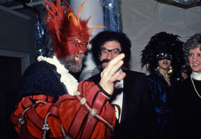 MaskedBall1984 Gene Shalit