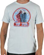 Mighty fine 2015 yip yips t-shirt