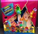 Muppet Workshop Happy Meal toys
