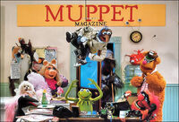 Muppet magazine