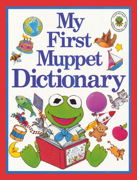 MyFirstMuppetDictionary