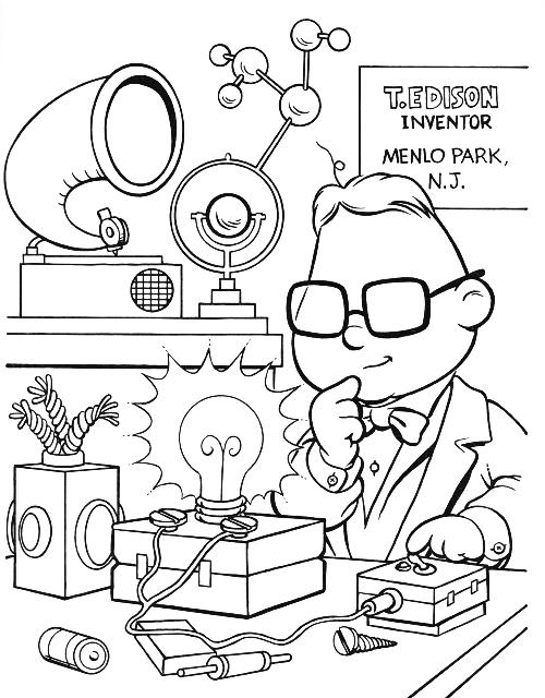 Thomas Edison Muppet Wiki FANDOM