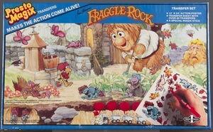 Presto magix 1985 fraggle transfer set