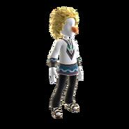 Xbox - lips costume