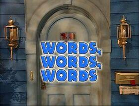 319 Words words words