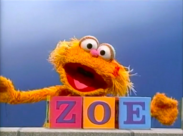 My Name Is Zoe (song) | Muppet Wiki | FANDOM powered by Wikia