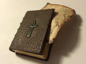Bible action figure