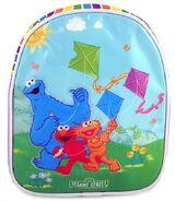 Flying kites backpack